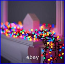 384720 LED Berry Cluster Christmas Xmas Ball Lights Garden Party String Tree