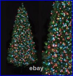 500/750/1000/1500 LED Xmas Tree Fairy String Lights Christmas Wedding Multi BNIB
