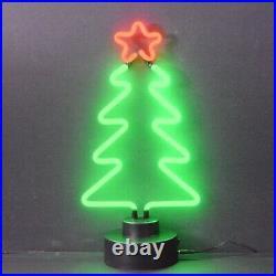 5 Neon sculpture sign Christams Xmas Tree Snowman Jesus Fish Candle lamp lights