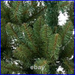 7.5-foot Norway Spruce Hinged Artificial Christmas Tree
