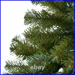 7-foot Noble Fir Hinged Artificial Christmas Tree