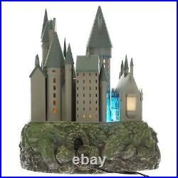 Hallmark Harry Potter Collection Hogwarts Castle Musical Tree Topper With Light