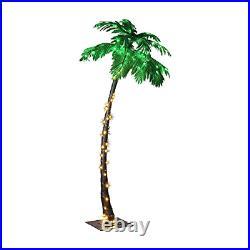 Lightshare Lighted Palm Tree, Large ZLS7FT