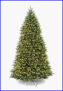 National Tree Co. 12' Pre-Lit Artificial Tree with1500 Clear Lights
