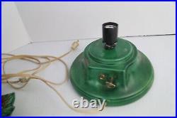 Vintage Ceramic Lighted Christmas Tree LARGE 23 Oh Christmas Tree Music Box